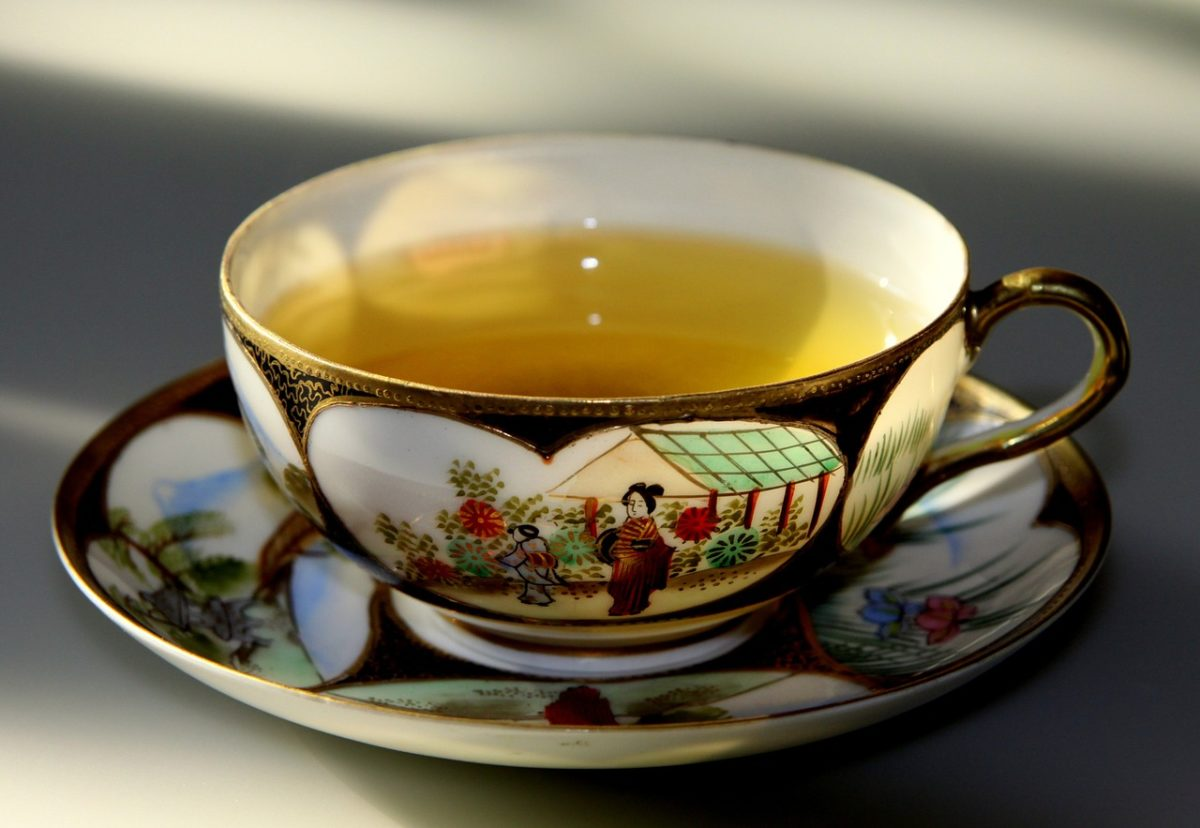 Temi Green Tea Image
